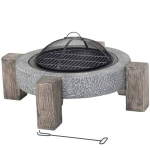 Calida Round Firepit