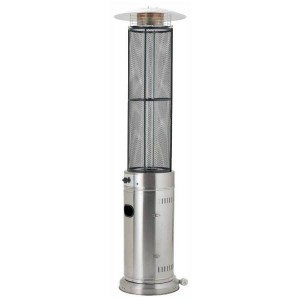 Emporio Stainless Steel Flame Patio Heater
