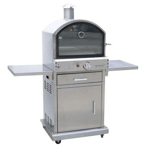 Milano Deluxe Gas Pizza Oven
