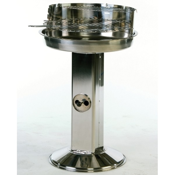 Pedestal Charcoal Barbecue