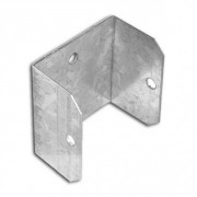 Metclip Fence Panel Clips (U Type)