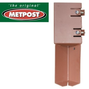 Metpost System 2 Concrete-In Post Anchor