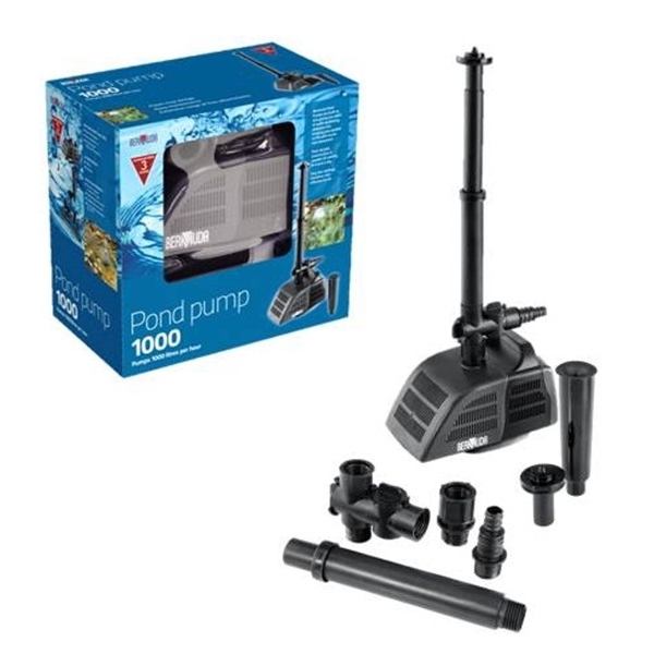 Pondovario 1000 Pond Pump