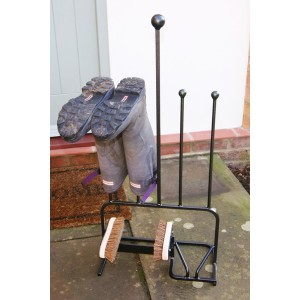 2 Pair Boot Centre Boot Rack