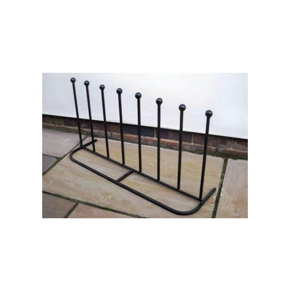 4 Pair Boot Rack