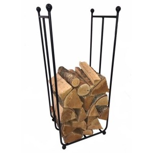 Tall Log Rack