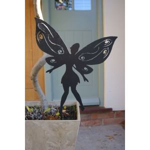 Small Fairy Silhouette
