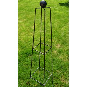 Classic Obelisk with Ball Finial