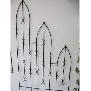 Triple Slope Gothic Climbing Screen
