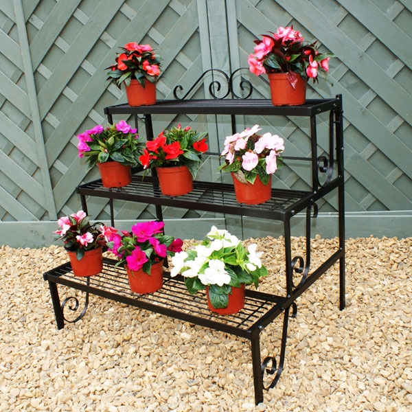 3 Tier Pot Stand
