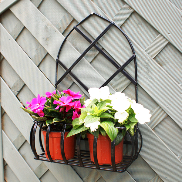 Gothic Wall Mounted Plant Stand