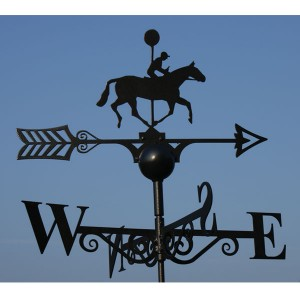 Winning Post Weathervane