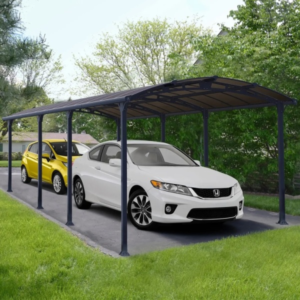 Palram Arcadia 8500 Heavy Duty Carport