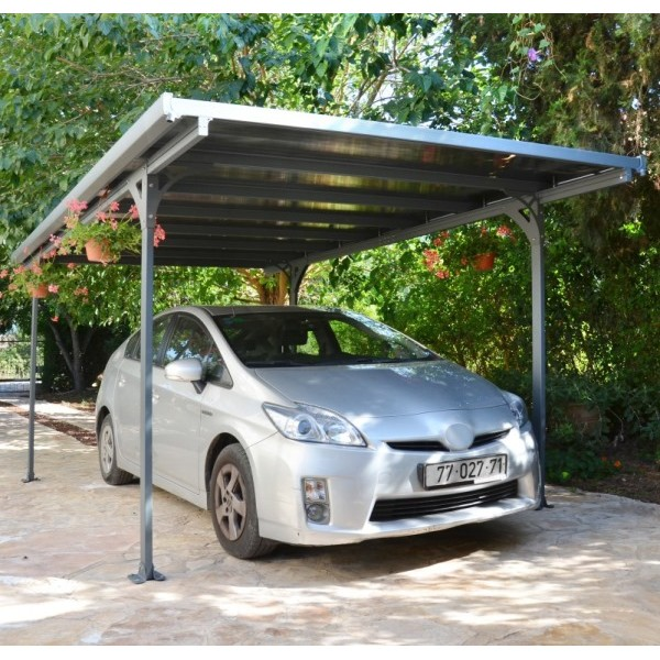 Vanguard 5000 Free Standing Car Port: Palram Verona 5000 Carport