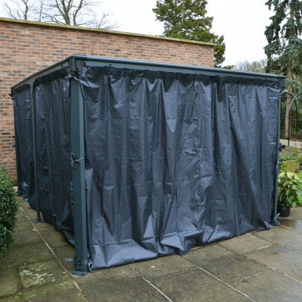 Milano 4300 Gazebo Curtains