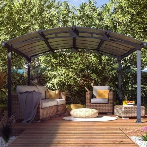 Tucson 4300 Grey Gazebo