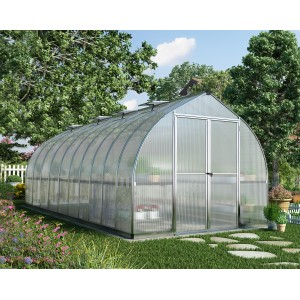 Palram 8 x 20 Bella Greenhouse