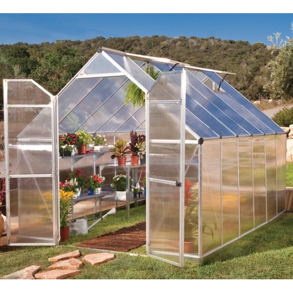 Palram 8 x 12 Essence Greenhouse