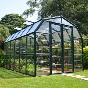 Rion Grand 8 x 12 Greenhouse