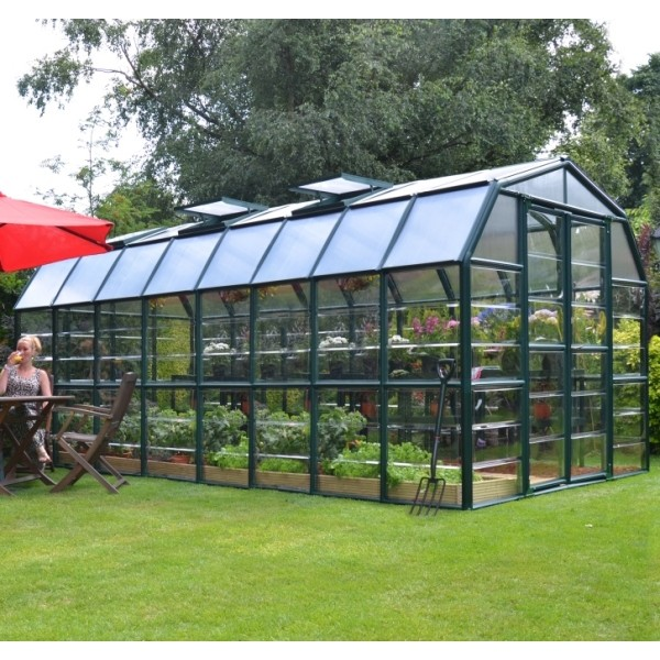 Rion Grand 8 x 16 Greenhouse