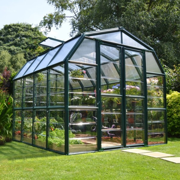 Rion Grand 8 x 8 Greenhouse