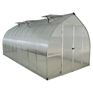 Palram 8 x 16 Bella Greenhouse