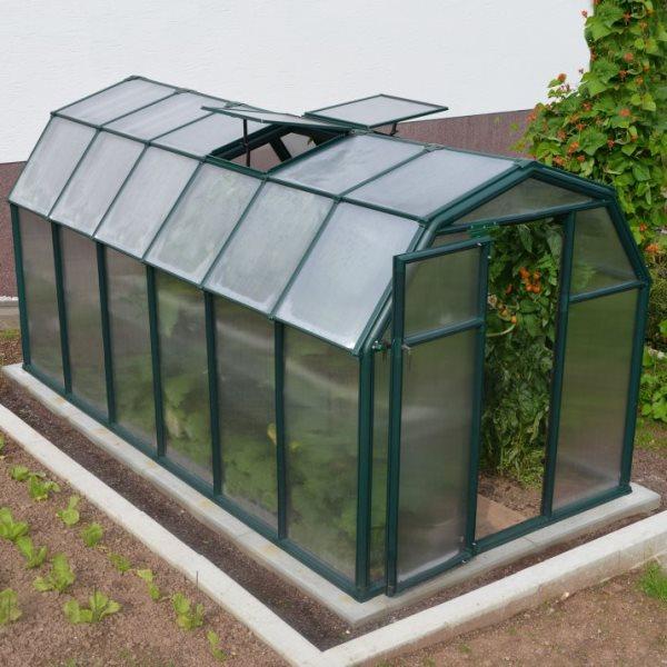 Rion EcoGrow 6 x 12 Greenhouse