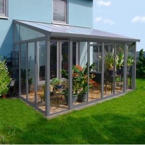 SanRemo 3 x 4.25 Grey Sun Room