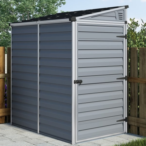 Palram Pent 4ft x 6ft Shed