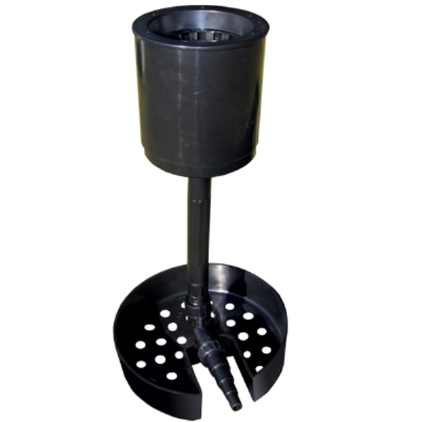 Pond Pump Skimmer Attachment