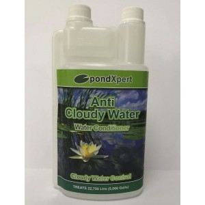 Anti-Cloudy Pond Water Treatment