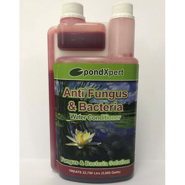Anti-Fungus & Bacteria Pond Treatment