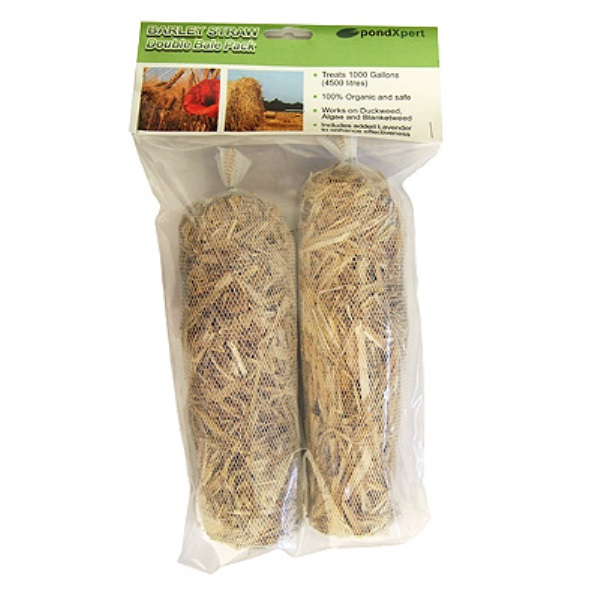 Barley Straw Twin Pack