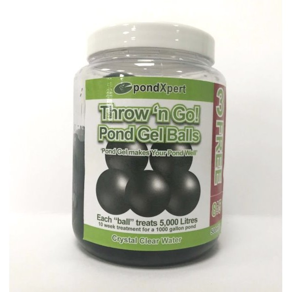 Pond Gel 'Throw 'n' Go'