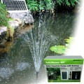 Solar Shower Fountain