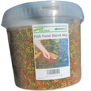 Mixed Blend Fish Food