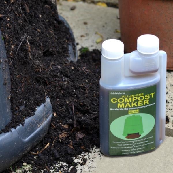 Biotek Compost Maker