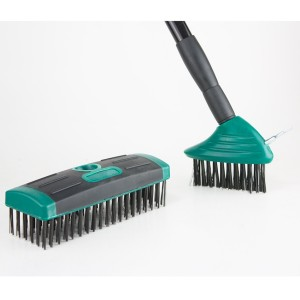 Telescopic Weed Clear Brush Set