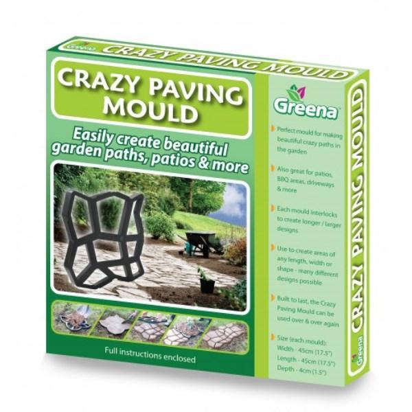 Crazy Path Maker