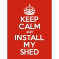 Palram Skylight 6ft x 5ft Shed - Installation