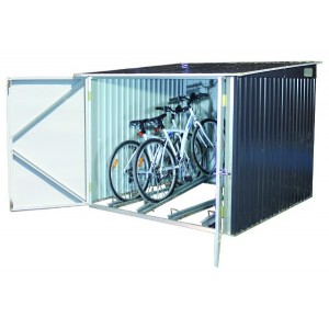 Sapphire 6ft x 6ft Bicycle Store