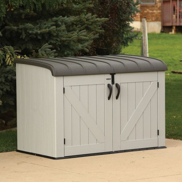 Lifetime Outdoor Storage Unit