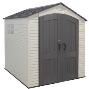 Lifetime 7ft x 7ft Shed