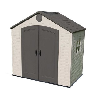 Lifetime 8ft x 5ft Shed