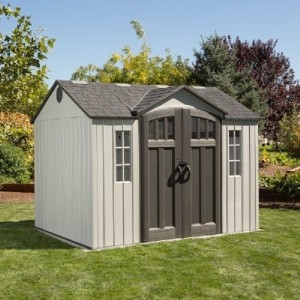 Lifetime 10ft x 8ft Shed