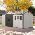 Lifetime 12.5ft x 8ft Shed
