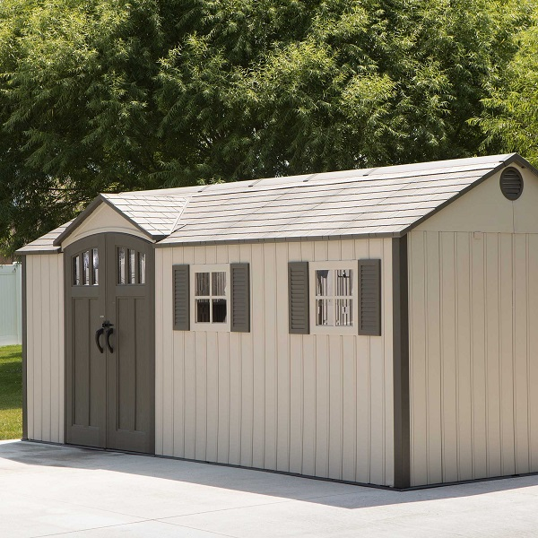 Lifetime 17.5ft x 8ft Shed