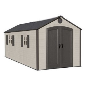 Lifetime 8ft x 15ft Shed