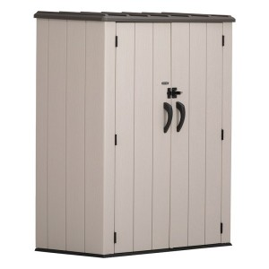 Lifetime Outdoor Vertical Storage Unit