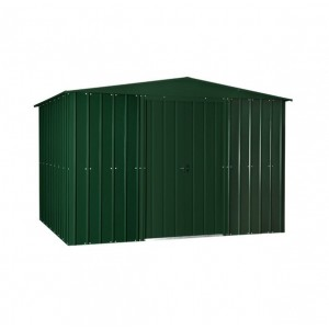 Lotus 10ft x 12ft Metal Apex Shed